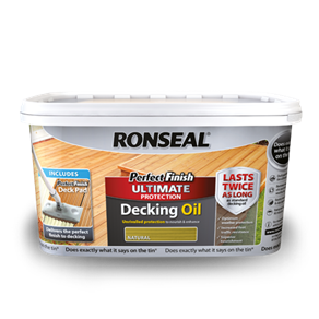 Perfect Finish Ultimate Protection Decking Oil