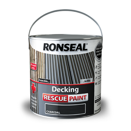 Decking Rescue Paint