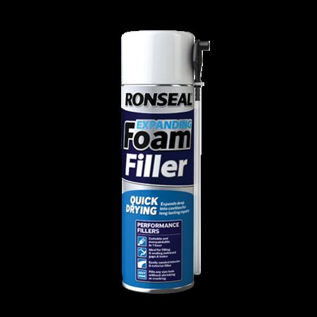 Expanding Foam Filler   Wall Filler   Ronseal