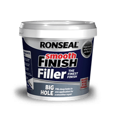Big Hole Smooth Finish Filler