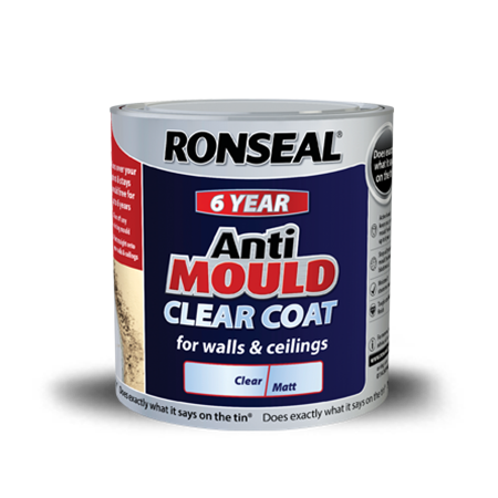 6 Year Anti Mould Clear Coat Png