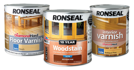 Interior Wood Varnishes Paints Stains Ronseal