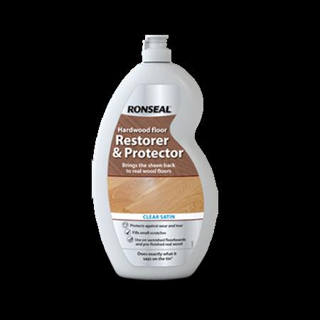 Ronseal Hardwood Floor Restorer Protector Ronseal