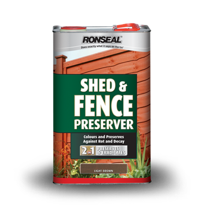 Shed and Fence Preserver