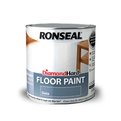 Diamond Hard Floor Paint