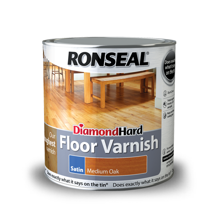 Diamond Hard Floor Varnish Wood Floor Varnish Ronseal