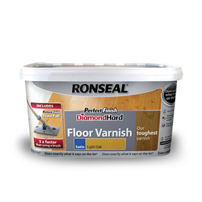 Perfect Finish Diamond Hard Floor Varnish