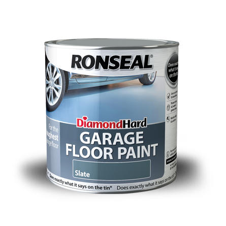 diamond hard garage floor paint ronseal