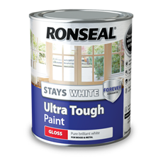 Stays White Ultra Tough Paint