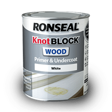 Knot Block Wood Primer and Undercoat