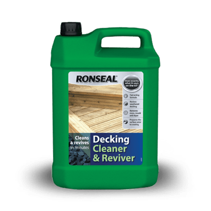 Decking Cleaner and Reviver