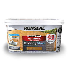 Perfect Finish Ultimate Protection Decking Stain