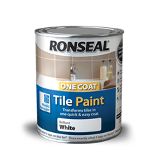 One Coat Tile Paint