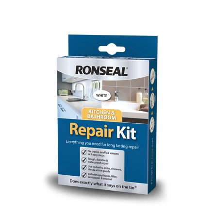 kitchen bathroom touch up enamel ronseal