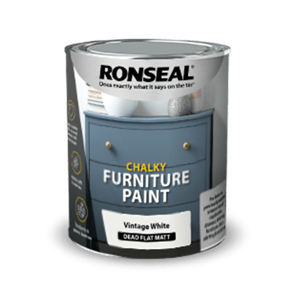 Chalky Furniture Paint