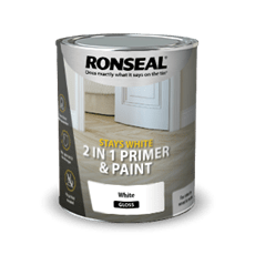 Stays White 2in1 Primer & Paint