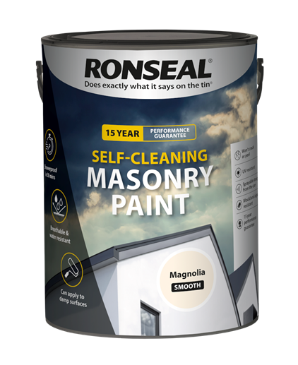 Self-Cleaning Masonry Paint